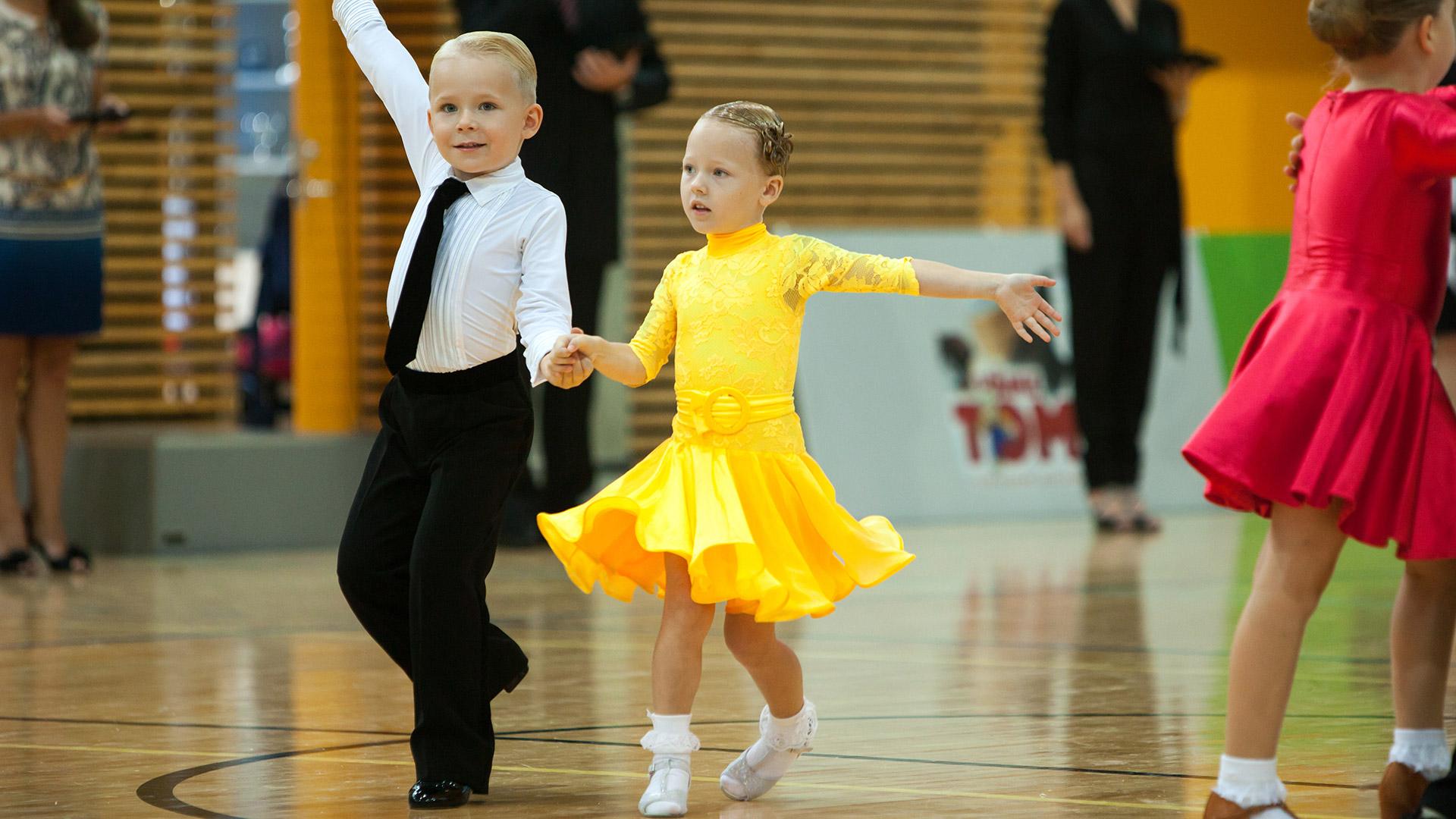 Tantsutrenn lastele vastavalt pere soovidele