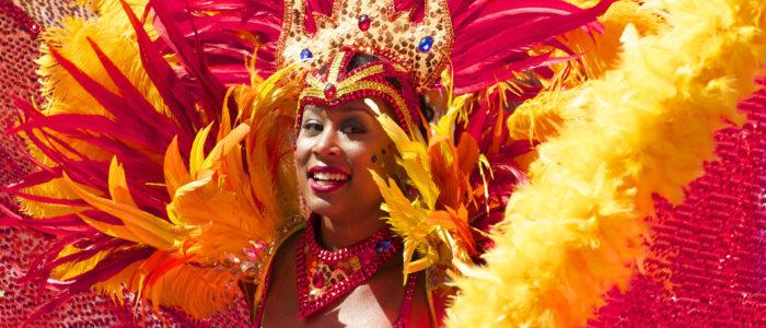 Samba on sündinud Brasiilias