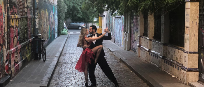 Tango on kirglik tants