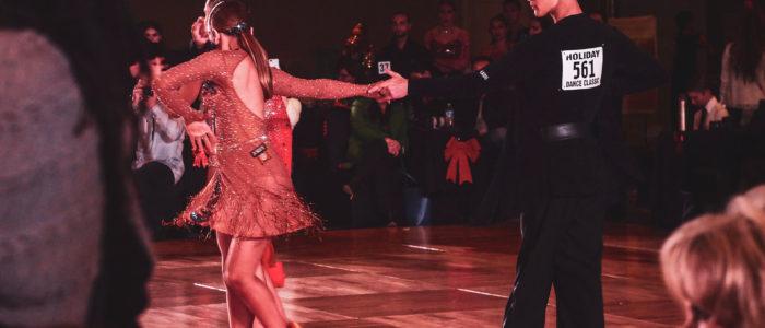 Dancesport dances are danced competitively.